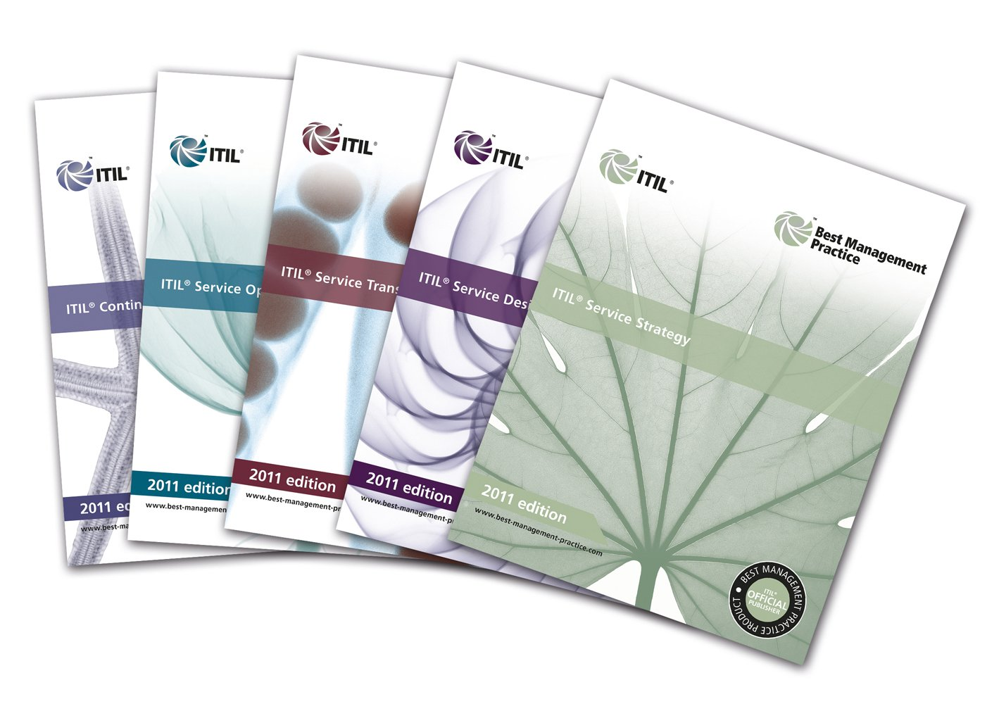 ITIL Publication Suite 2011