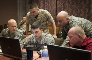 US army veterans encouraged to take up cyber security positions