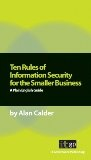 Ten Rules of Information Security