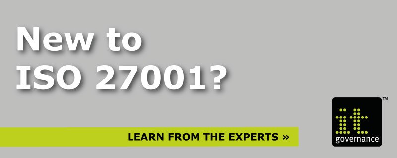 New to ISO 27001