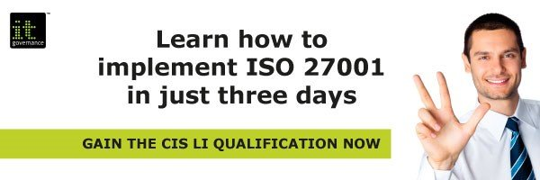 Learn how to implement iso 27001 in just three days