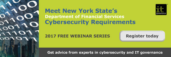 NY DFS Cybersecurity Requirements