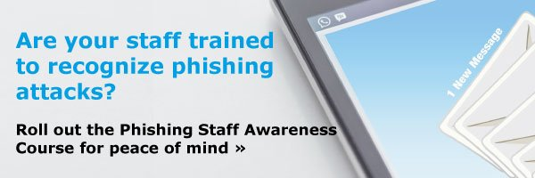 Is your staff trained to recognize cyber attacks?