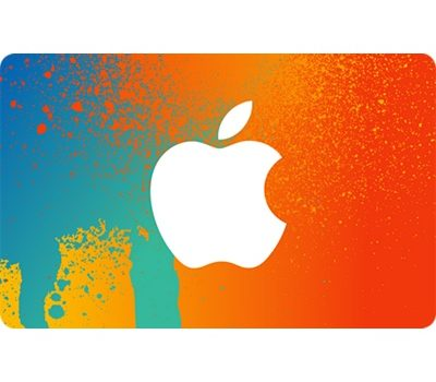 iTune giftcard