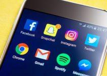 Social media, Snapchat