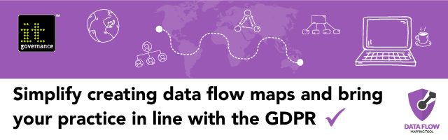 vsRisk data flow mapping tool