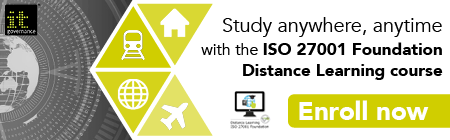ISO27001 distance learning
