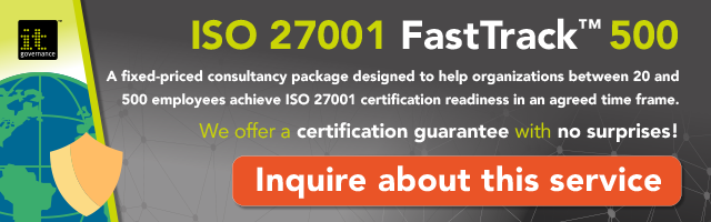 Why ISO 27001