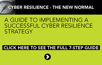 Cyber Resilience 7 Step Guide