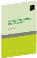 Penetration Testing and ISO27001