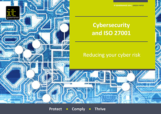 Cyber Security & ISO 27001 – Addressing the cyber threat landscape