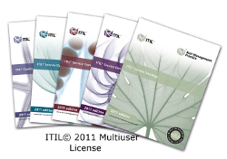 ITIL 2011 Lifecycle Publication Suite Multiuser License