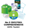 No 3 Comprehensive ISO 27001 ISMS Toolkit (US)