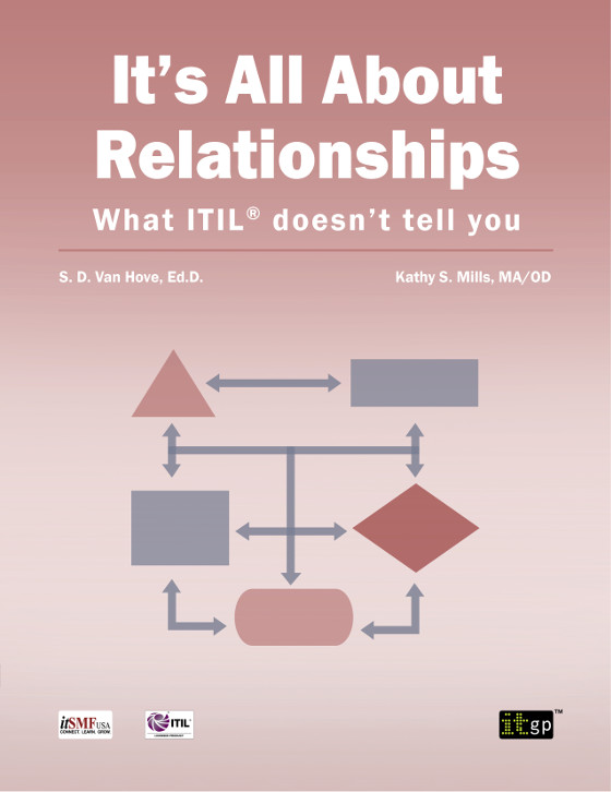 It's All About Relationships - What ITIL doesn't tell you