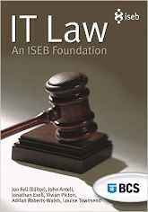 IT Law: An ISEB Foundation