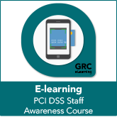 PCI DSS Online Staff Awareness eLearning Course