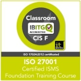 ISO27001 Certified ISMS Foundation Training Course | IT  Governance USA