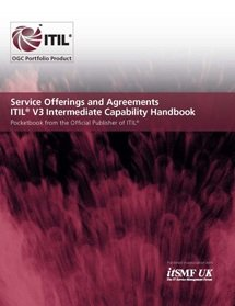 Service Offerings and Agreements (SOA) - ITIL V3 Intermediate Capability Handbook (Pack of 10)