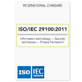 ISO29100 (ISO 29100) Privacy Framework