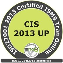 ISO27001 2013 Certified ISMS Transition Online