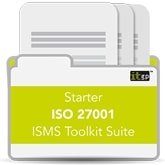 No. 4 Starter ISO27001 ISO 27001 ISMS Documentation Toolkit
