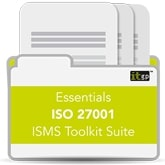 No. 5 ISO27001 ISO 27001 Essentials ISMS Documentation Toolkit