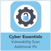 Cyber Essentials external vulnerability scan