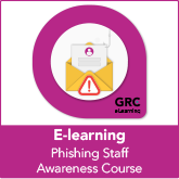 Phishing Staff Awareness eLearning Course
