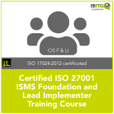 ISO27001 Foundation and Lead Implementer Combination Online