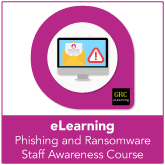 Phishing and Ransomware – Human patch eLearning course