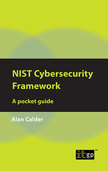 NIST Cybersecurity Framework - A Pocket Guide