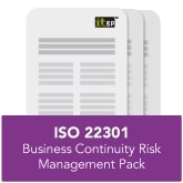 Business Continuity Risk Management Pack | IT Governance USA