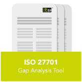 ISO 27701 Gap Analysis Tool  | IT Governance USA