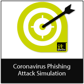 Coronavirus Phishing Attack Simulation