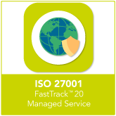 ISO 27001 FastTrack™ 20 Managed Service | IT Governance USA