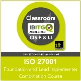 ISO27001 Foundation and Lead Implementer Combination Course