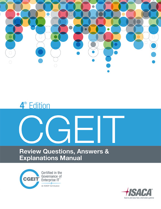 OOfficial ISACA CGEIT Review Manual