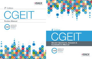 Official ISACA CGEIT Exam Passport