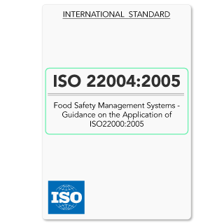 ISO22004 (ISO 22004) Application of ISO22000:2005 for FSMS (Hardcopy)