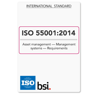 ISO 55001 (ISO55001) Asset Management Requirements