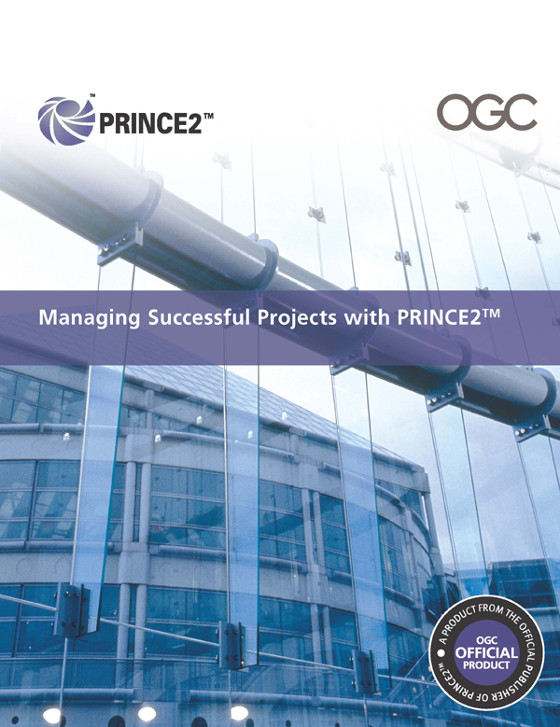 PRINCE2:2009 Manual, Managing Successful Projects with PRINCE2 - 2009 Edition