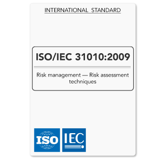 ISO31010 (ISO 31010) Risk Assessment Techniques (Hardcopy)