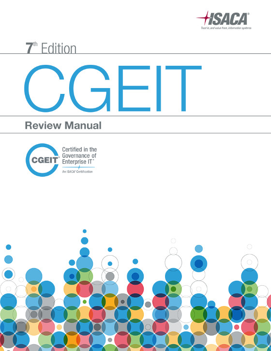 Official ISACA CGEIT Review Manual