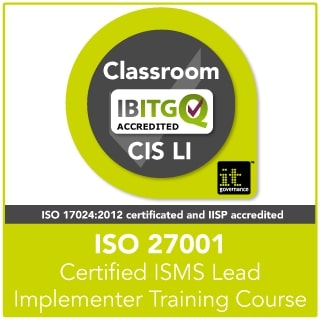 ISO27001 Certified ISMS Lead Implementer | IT Governance USA