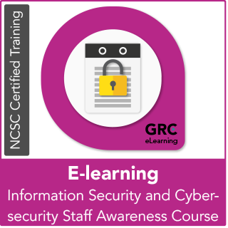 Information Security Staff Awareness E-Learning Course