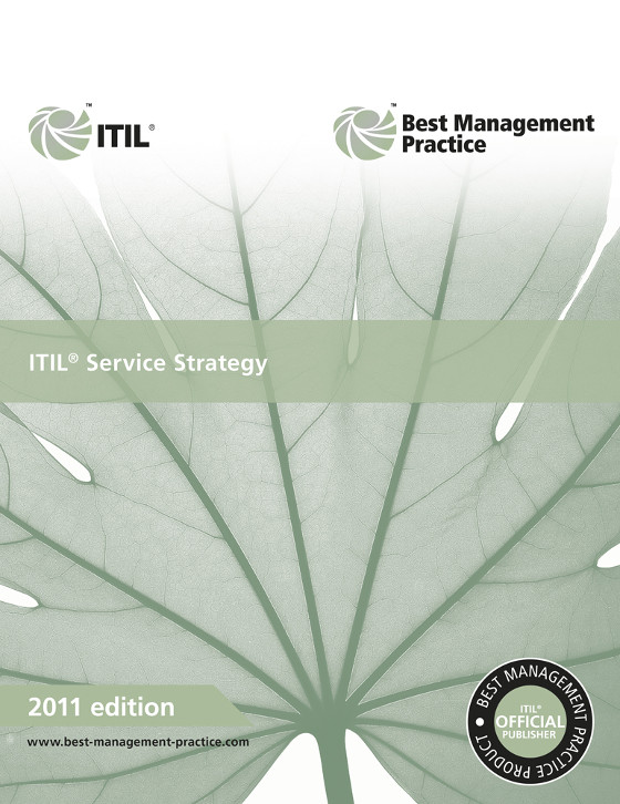 ITIL 2011 Service Strategy - (Online Access, 1 Year Licence Period) Multiuser Licence