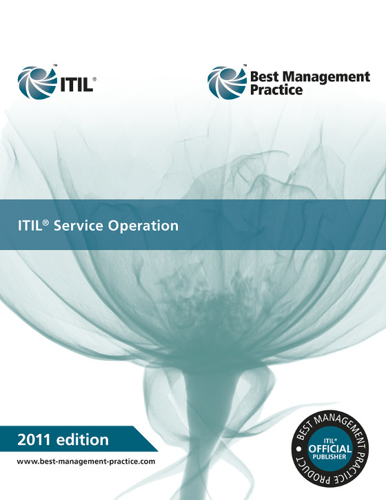 ITIL 2011 Service Operation - (1 Year Licence Period) Multiuser Licence