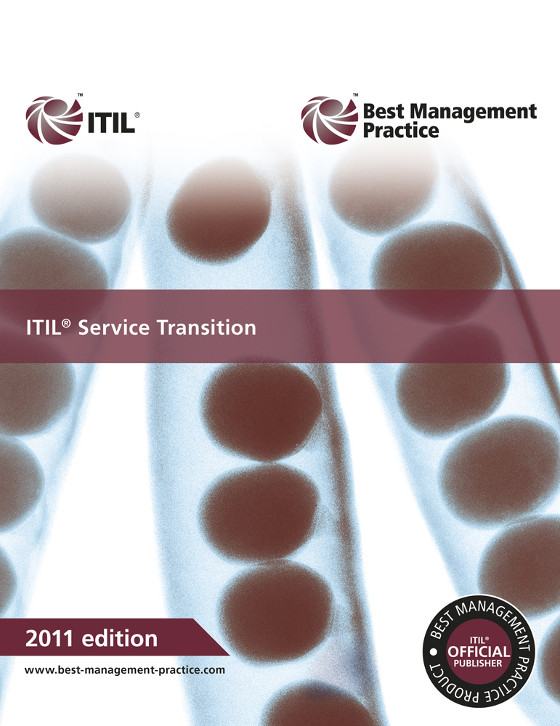 ITIL 2011 Service Transition