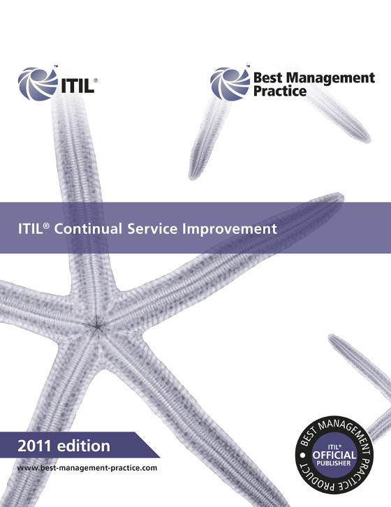 ITIL 2011 Continual Service Improvement