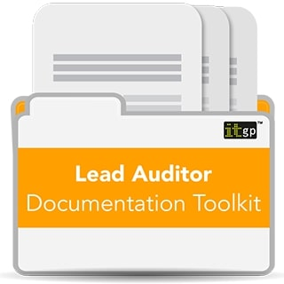Lead Auditor Toolkit | IT Governance USA